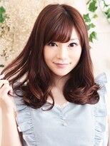ブルームヘア 大宮(Bloom hair)マシュマロのような柔らかさ☆ミディアムウェーブパーマ