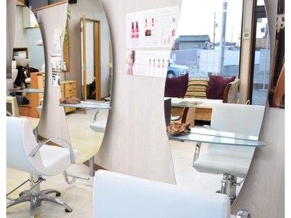アジュールヘアーデザイン(AZUR Hair Design)の写真