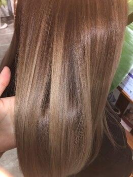 アヘッド(ahead)の写真/話題のサイエンスアクア導入!!髪質改善に特化♪ダメージ補修・美髪を目指すならヘアエステがオススメ☆