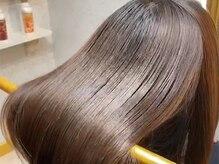 サロン ド クイーン 岡本店(salon de Queen)の雰囲気(#高橋さんの髪質改善 #金の棒 #髪ヘブン #サロンドクイーン)