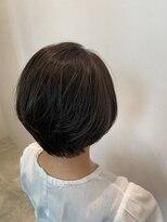 ガーデン ヘアーアンドボタニカル(Garden hair&botanical)カジュアルボブ