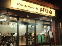 ハグ 肴町店(Hair&Make HUG)の雰囲気(肴町アーケード裏、栃内医院ならび)