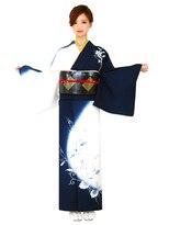 ゲッカビジン(GEKKABIJIN)レンタル訪問着AS82 72000円《東京着物レンタル六本木月下美人》