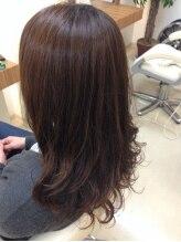クラップス ヘアデザイン(CLapS hair design)縮毛矯正&デジタルパーマ