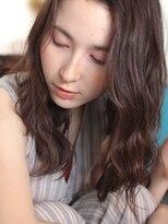 ヘアーアンドメイク フォルス(HAIR&MAKE FORS)【FORS】西田ゆか summer wave