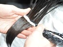 M3Dトリートメントでの髪質改善【池袋】【髪質改善】【縮毛矯正】【オーガニック】