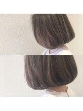 あなただけの特別なヘアデザイン~エフェラージュCUT(質感調整CUT)パーソナルカラー