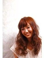 グラソリエント 夙川店(Grasolient)カジュアル♪かわいいロコスタイル♪サーフガール♪