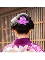 ザナドゥ(XANADU)新日本髪アレンジ