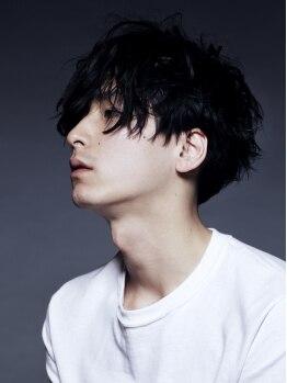 ジュネス(JUNES)の写真/【男性限定サロン】男の髪質を知り尽くしたプロフェッショナルだからこそ叶う、圧倒的ヘアスタイル!!