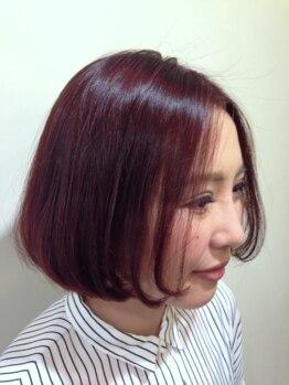 ラ チョッカ 幕張本郷店(la ciocca)の写真/やってみたい髪型の理想ご相談下さい!再現力の高いカットで毎日のお手入れも楽々♪