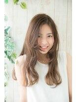アンク リーフ(ankh leaf)☆外国人風ニュアンスパーマ☆