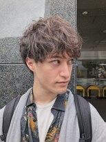 ミンクス 原宿店(MINX)【MINX近藤】クラウドマッシュツーブロックパーマ