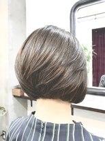 【eTONe】30代40代大人女性におすすめワンレンボブ