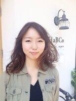 ハブコヘアスパ(HaBCo hair spa)やわらかロブ☆