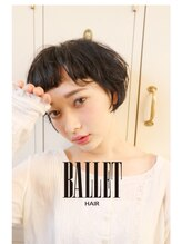 バレエ ヘアーアンドメイク(BALLET HAIR&MAKE)ballet 代表