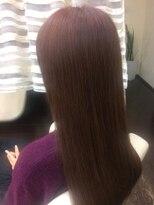 ヘアー カラー キー(HAIR color KEY)ラズベリーピンク