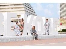 ミユスイート(miyuSweet)の雰囲気(花火大会着付け&セット3800円!お得な男女ペア割2人で6000円!)