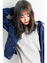 ヘアサロン ガリカ 表参道(hair salon Gallica)☆似合わせカット × ブルージュ ☆ 小顔ヴェールウェーブボブ