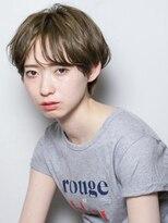 カイラ(KAILA)【KAILA】 高野 ハイトーンマッシュシースルーバング