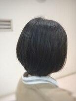 クール ヘアー ギャラリー 神明町店(COOL Hair gallery)シンプル清純ボブ