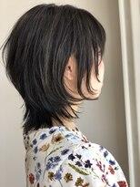 ケーオーエス(KOS beauty hair, nail & eyelash)マッシュウルフ