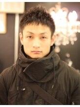 ミライ(mirai)モテメン黒髪ショート