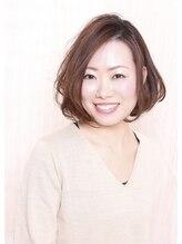 アズワンクミノキ(As:one kuminoki)【アズワンクミノキ】夏スタイル 自然体ボブ