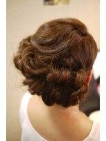 キーナ(Organic Hair KI-NA)こなれ感が素敵!大人のヘアアレンジ