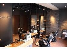 レオザバーバー(LEO the Barber)の雰囲気(シックでハイセンスな男磨きができる落ち着いた空間です。)
