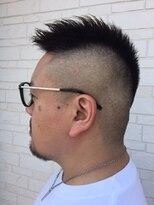 ヘアーグルーミング アイム(Hair &Grooming aim)【メンズカット】フェードカット