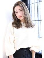 ボヌール 西梅田店(Bonheur)【女性stylist杉崎】大人ミディスタイル
