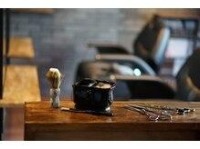 レオザバーバー(LEO the Barber)の雰囲気(オーナーの細部に渡るこだわりが随所に見られる店内です。)