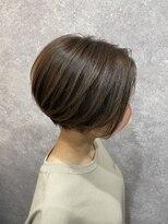 セブン ヘア ワークス(Seven Hair Works)[カラーエステ]ボブ