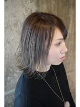 フィフス ヘアー(FIFTH hair)柔らかなスタイル