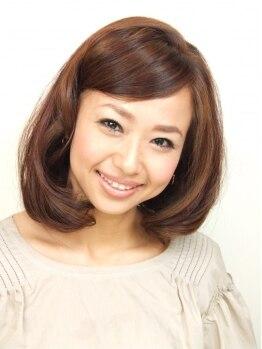 グレイス(Grace)の写真/『カット+カラー+頭皮クレンジング6480円』などプチプラMENUが豊富で通いやすい!Graceでお得に綺麗に♪