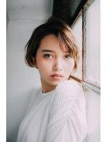 ヘアーアンドメイク ポッシュ 西日暮里店(HAIR&MAKE POSH)モテショート 【POSH 西日暮里】