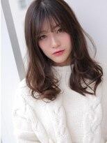 《Agu hair》きれいめカジュアル″ほつれロング″