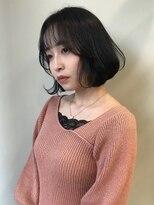 アクシス 栄店(`AXIS)【安田彩奈】タンバルモリボブ