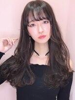 シマ シックス ギンザ(SHIMA SIX GINZA)フェザーAラインロング × メルティグレージュ
