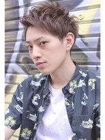roijir☆難波茉帆☆アシメ束感ショート03-6447-2205