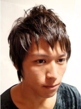 ミエルヘアービジュー(miel hair bijoux)【miel hair bijoux】アクティブショート