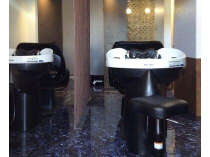 ヘアースタジオ ビームス 西江井ヶ島店(Hair Studio BEAMS)の写真