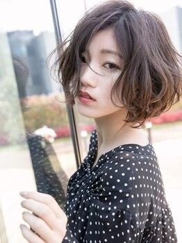 ヘア デザイン ハルプ(hair design HALB)の写真/[西宮北口]『私には似合わない』を覆す技術。きちんとしたフォローで安心感も◎通う度に新しい自分を発見♪