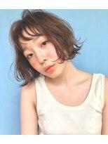 ヘアーサロン リアン 熊谷2号店(hair salon Rien)☆大人気☆ゆるふわミニボブ