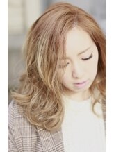 ヘアーサロン ルクス(Hair salon Lux)◇透明感◎ブロンドベージュ◇