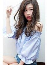 ラグジー(Luxy HAIR RESORT)ハイライトミックス【奈良市新大宮】