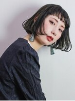 エトネ ヘアーサロン 仙台駅前(eTONe hair salon)【eTONe】モード感ボブ