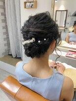 ルルカ ヘアサロン(LuLuca Hair Salon)LuLucaお客様☆スナップ ヘアセット