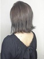 ソース ヘア アトリエ(Source hair atelier)【SOURCE】ハイグレージュ